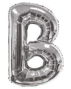 """34"""" Silver B"""