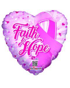 """18"""" Faith & Hope"""