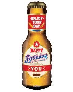 "36"" Birthday Beer Bottle"