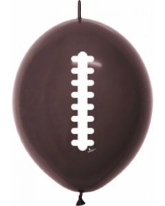"12"" Quick Link Football  50ct"
