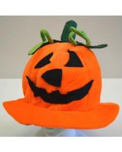 Pumpkin Hat 7 in x 12 in