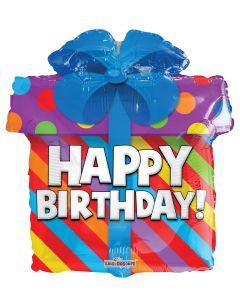 "18"" Birthday Present & Bow"