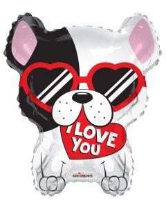 """18"""" Cool Love Dog"""