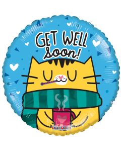 "18"" Get Well Soon Kitty"