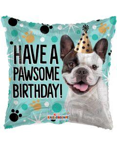 "18"" Pawsome Birthday!"