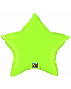 "36"" Lime Green Star"