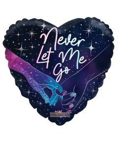 """18"""" Never Let Me Go"""