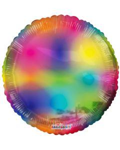 """18""""Multi-Color Round"""