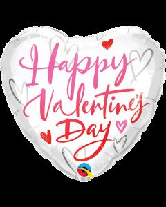 "18"" Valentine Hearts & Script Pkg"