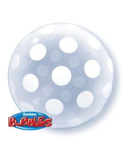 "20"" Big Polka Dots Around Deco (not self sealing)"