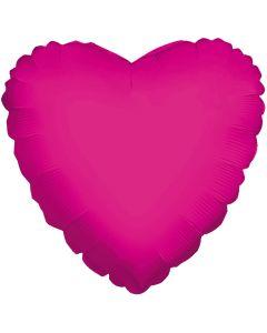 """18""""Hot Pink Heart"""