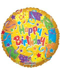 """18"""" Birthday Colors"""