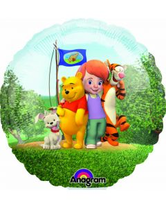 """9"""" Pooh & Friends"""