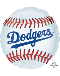 "18"" Los Angeles Dodgers"