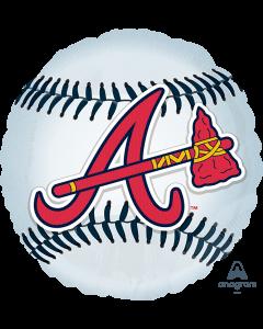 """18"""" Atlanta Braves"""