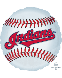 "18"" Cleveland Indians"