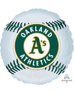 "18"" Oakland Athletics"