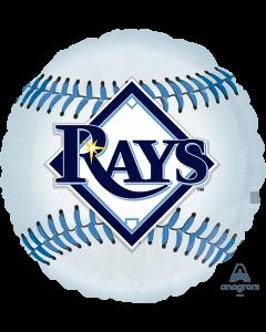 "18"" Tampa Bay Rays"
