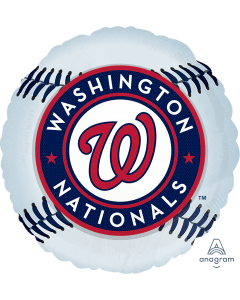 "18"" Washington Nationals"