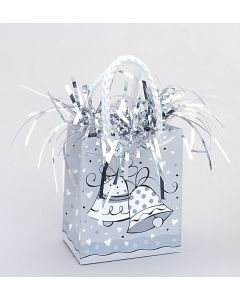 Wedding Bell Giftbag Weight