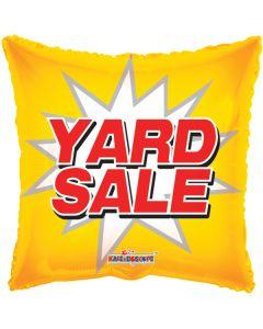 """18"""" Yard Sale"""