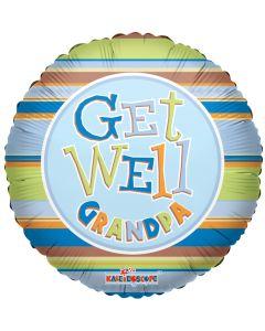 "18"" Get Well Grandpa"