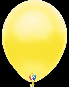 "12"" Pearl Yellow 50ct"