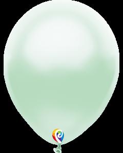 """12"""" Pearl Mint Green 50ct"""