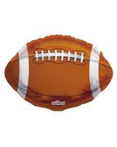 "9"" Football Inflated with Cup & Stick"