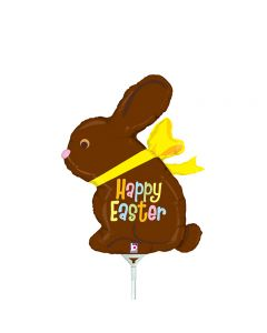 "14"" Chocolate Easter Bunny"
