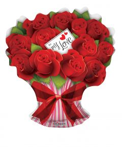 """28"""" Roses For My Love"""