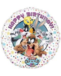 "28"" Looney Tunes Singing Balloon"