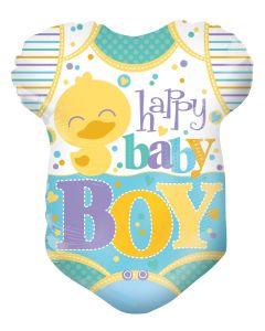 """18"""" Baby Boy Onesie"""