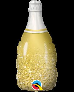 """14"""" Golden  Bubbly Celebration"""