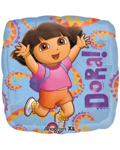 "18"" Hola Dora!!"