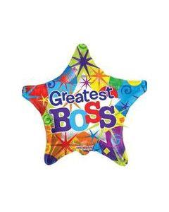 "9"" Greatest Boss Bright Star"
