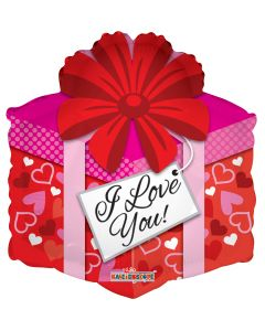 """18"""" I Love You Gift Box"""