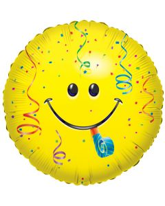 """18""""Party Smiley"""
