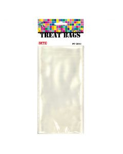 """9"""" Clear Treat Bags 50ct"""