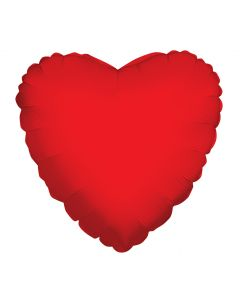 """18"""" Red Heart"""