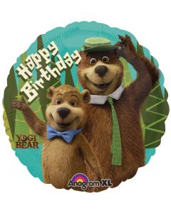 "18"" Yogi Bear B'day"
