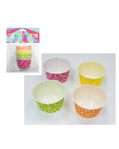 """2.5"""" Party Cups Assort 14ct"""