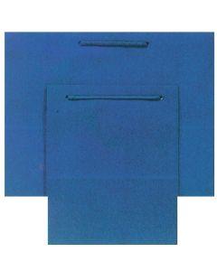 "9.75""X 7.5"" Royal Blue Gift Bag"