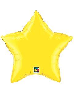 """36""""Citrine Star"""
