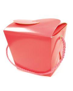 1qt Food Box Red