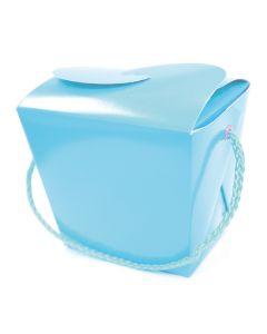 1qt Food Box Mint Light Blue