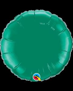 """18""""Emerald Green Round"""
