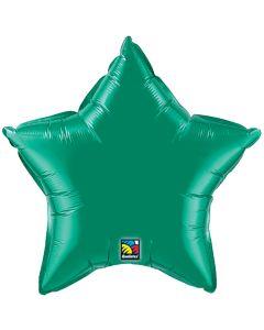 "4""Emerald Star"