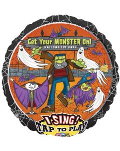 """28"""" Get Your Monster On!"""