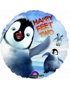 """9"""" Happy Feet 3 Inflated with Cup & Stick"""
